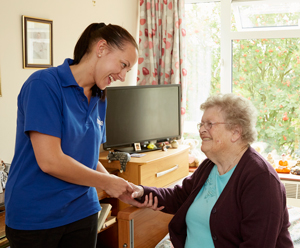 New to working in Care